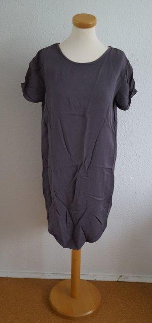 Kleid Longshirt H&M grau neu