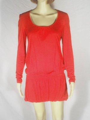 Kleid Longshirt Killah rot Gr. M