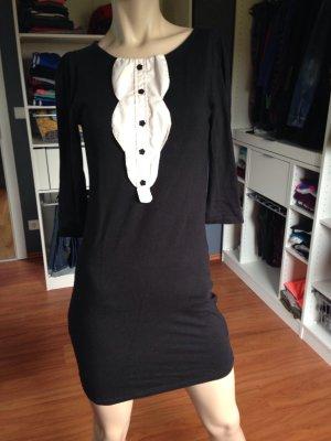 Kleid/ Longshirt von ICHI Gr. 34/36