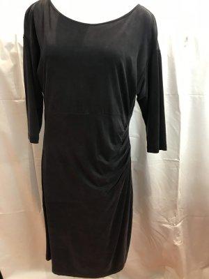 Kleid Luisa Cerano in Wildlederoptik