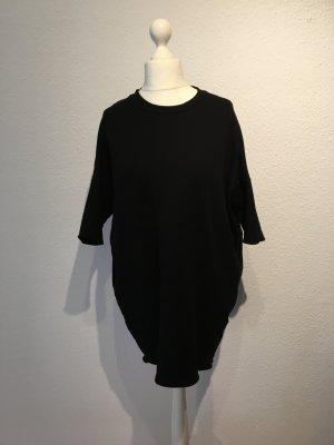 Kleid M/ mex 28 schwarz OVERSiZE Pullover