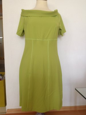 Kleid ,Mandarin Italien, apfelgrün