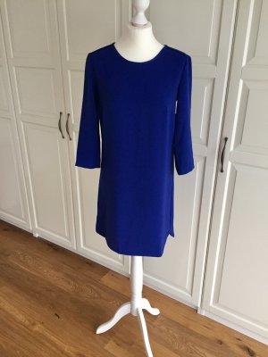 Kleid Mango blau S