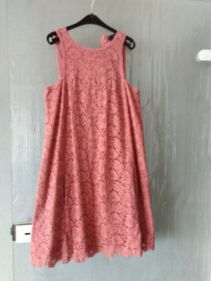 Mango A Line Dress pink