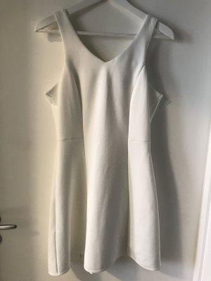 Kleid Mango Gr. M weiß