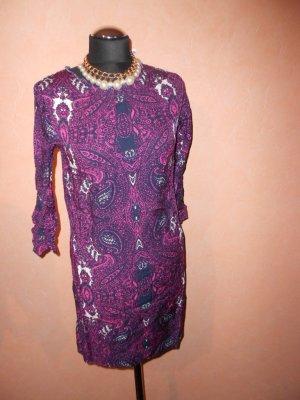 Kleid Mango Gr. S Muster