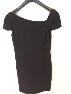 Kleid Mango Suits Collections XL Cocktailkleid Business schwarz Mini festlich