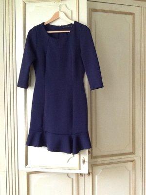 Kleid marineblau Zara Neu!