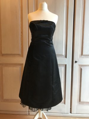 Kleid Mariposa Abendkleid Ballkleid Silvester Abiball 34 schwarz Bustierkleid