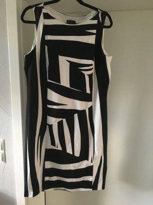 Kleid, Mariposa, Schwarz weiß, Größe 44/46