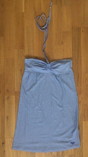 Kleid, maritim, Neckholder, Sommerkleid, Strandkleid, Neckholderkleid, Roxy, S