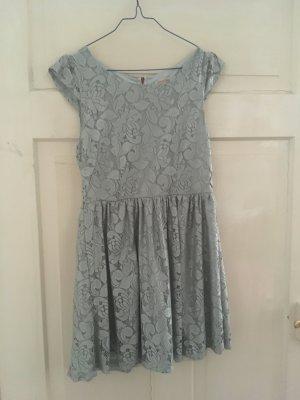 Kleid Marke rewiev, große S, Türkis