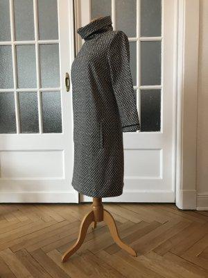 Max & Co. Robe en laine noir-blanc cassé laine