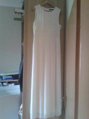 Kleid Maxi Hochzeit Esprit creme in L