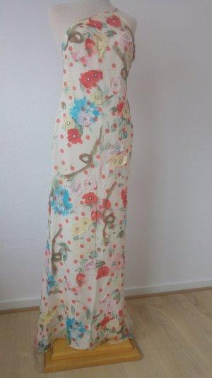 Kleid maxi Seide EMANUEL UNGARO