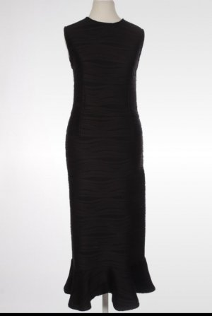 Opening Ceremony Maxi-jurk zwart Polyester