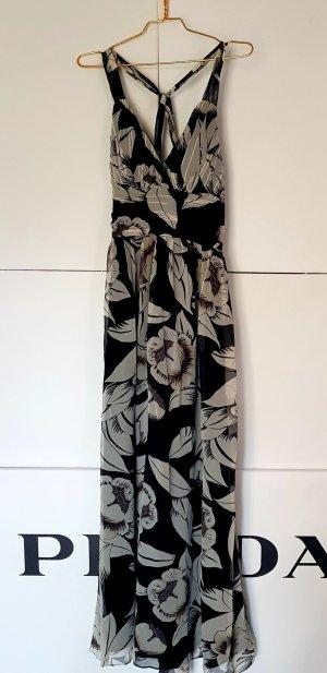 Kleid Maxi von white House/ black market gr. 38 Seide