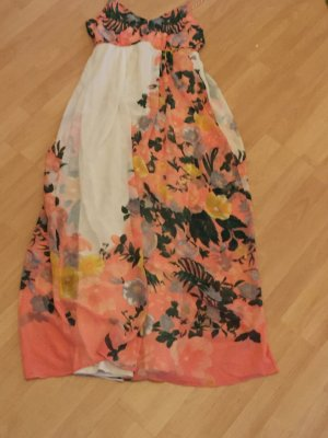 Kleid Maxikleid Blumenmuster Vila