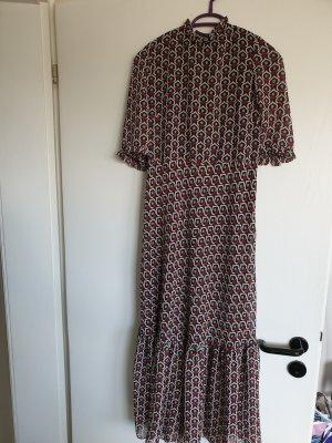Kleid/ Midi Kleid/ Zara Kleid/ langes Kleid/ Sommerkleid