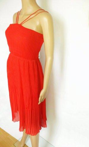Kleid Midi mit Trägern Mango Neu Gr.36