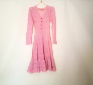 Kleid Midi von manoush gr. M rosa pink