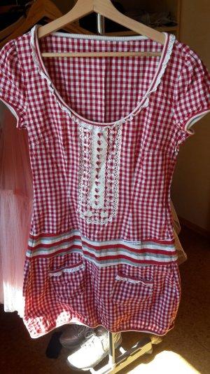 Kleid Minikleid ähnlich Dirndl Tracht