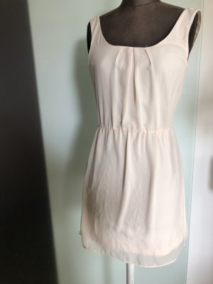 Kleid Minikleid Gr 34 36 XS/S von Zara Rose