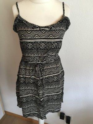 Kleid Minikleid Sommerkleid boho Azteken Gr. S