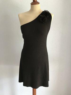 Kleid Minikleid Zalando Sommerkleid Cocktailkleid Gr. S 36 Oneshoulder