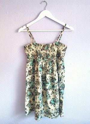 Vero Moda Babydoll-jurk veelkleurig Katoen