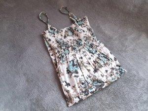 Vero Moda Babydoll Dress multicolored cotton