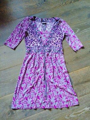 Kleid mit 3/4-Armlänge