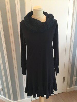 Kleid mit angenähtem Schal von Patrizia Pepe