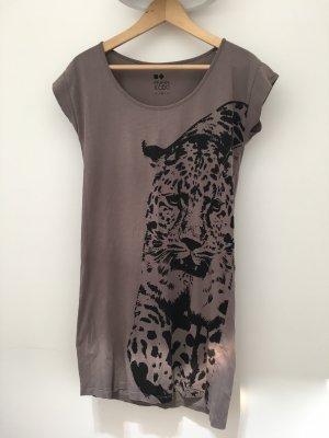 Kleid mit Animal Print