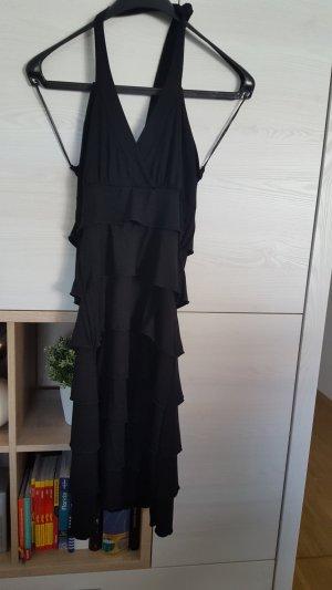 Kleid mit Ausschnitt und rückenfrei