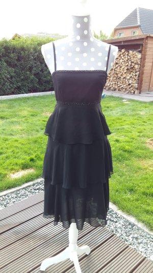 Kleid mit Bestickung