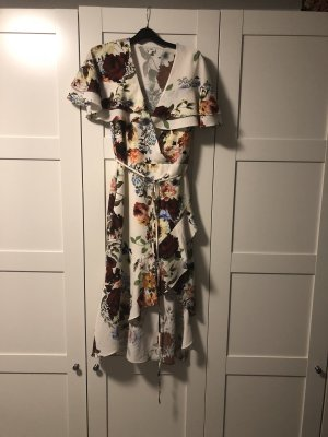 River Island Midi Dress multicolored