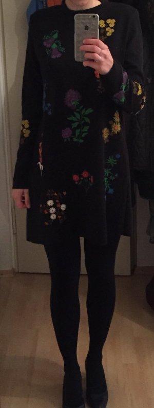 Kleid mit Blütendruck