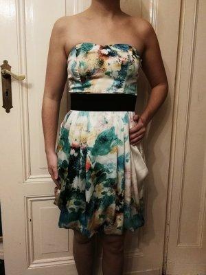 Kleid mit Blumen von H&M
