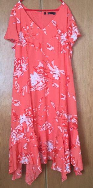 Kleid mit Blumendruck Bpc Selektion NEU!