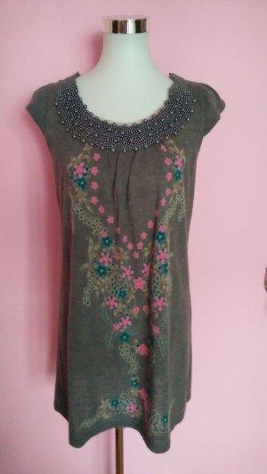 Kleid mit Blumenmuster für Herbst/Winter (Box 9)