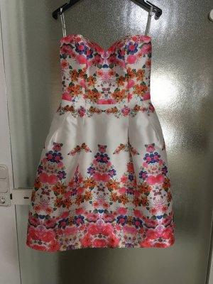 Kleid mit Blumenmuster Hochzeit/ Ball