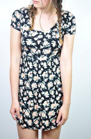 Kleid mit Blumenprint Blümchen
