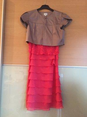 Kleid mit Bolero von 123