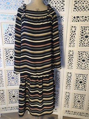 Sienna Midi-jurk veelkleurig