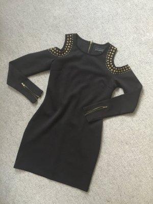 Kleid mit Cutouts und Nieten Missguided Gr. 36