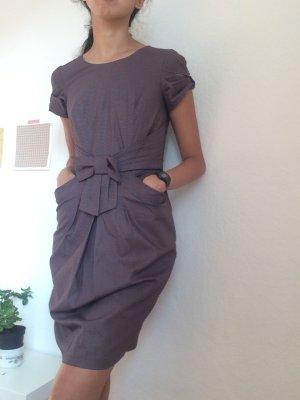 Midi Dress multicolored cotton