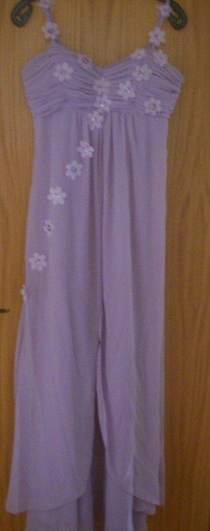 Kleid mit feinen Blumen
