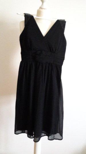 Kleid mit glitzer Trägern