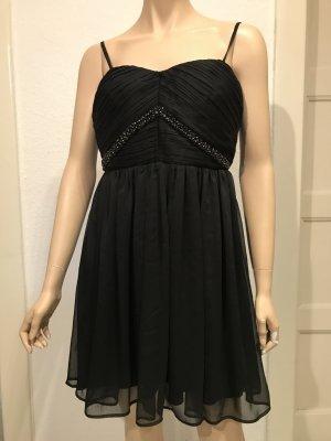 Kleid mit Glitzersteinen